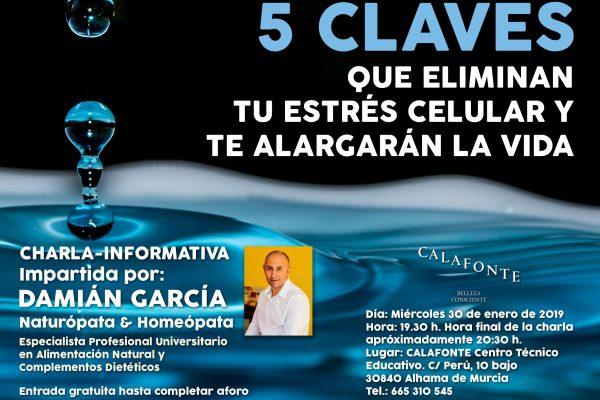 5 claves que eliminan tu estrés celular y te alargarán la vida  – Alhama de Murcia